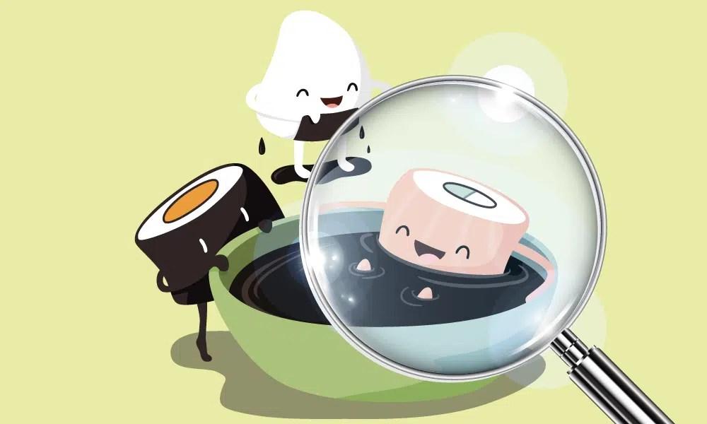 Les interets nutritionnels des sushis : a la loupe