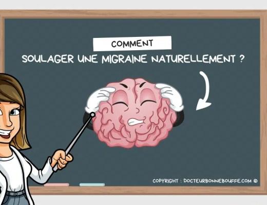 soulager migraine naturellement