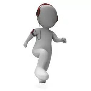 bienfaits course à pieds santé
