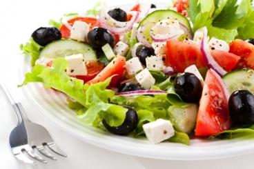 Salades d'étés - Recette de salade grecque