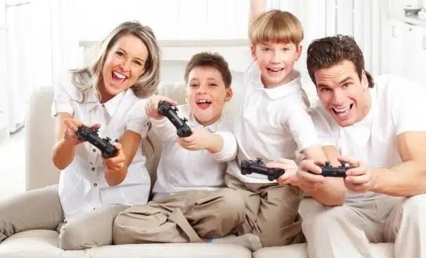 Les Bienfaits des jeux videos sur la sante