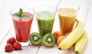 Smoothies bienfaits sante