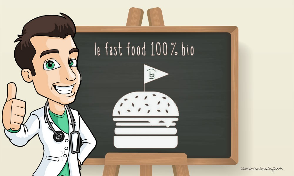 Bioburger fast food bio paris