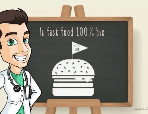Bioburger fast food bio paris