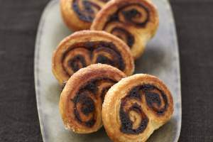 palmiers chocolat Nutella