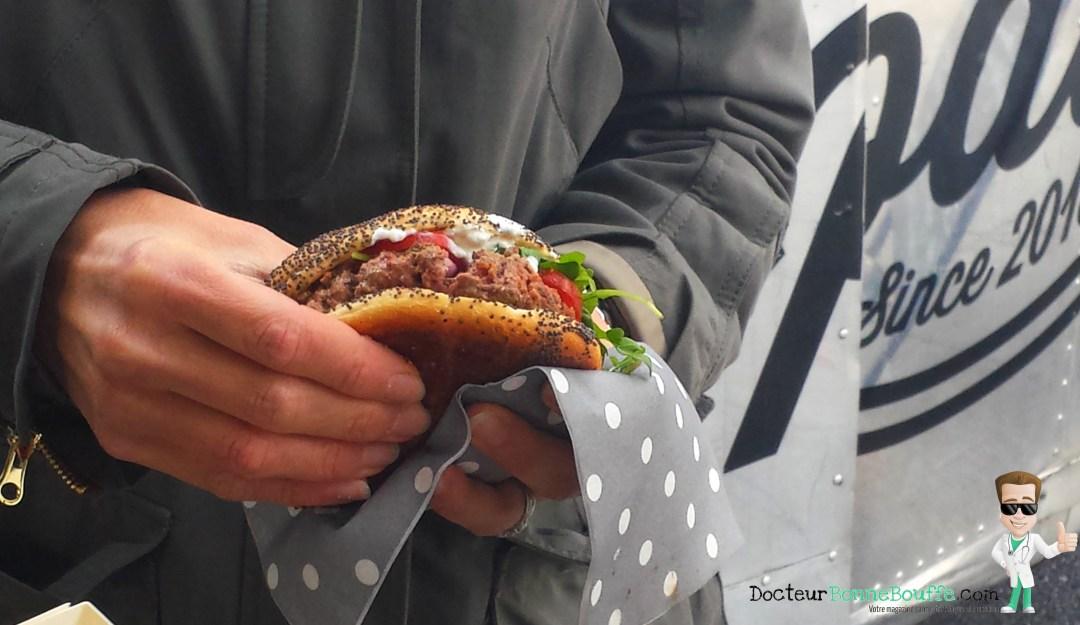 EAT THE ROAD dégustations burger