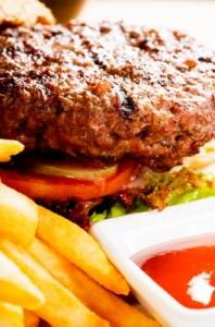 Les Fast Food font mincir