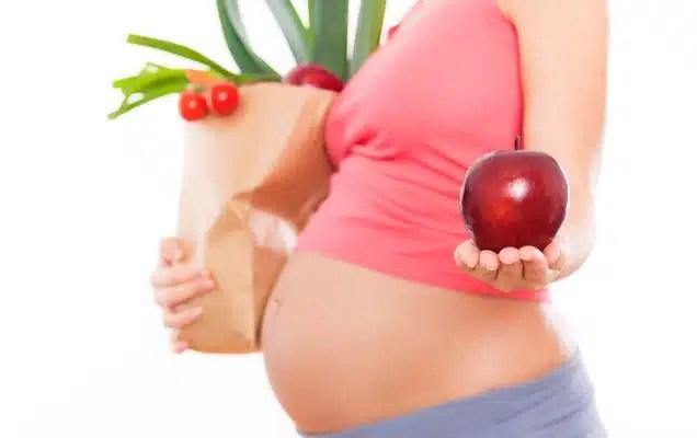 les consequences des regimes des femmes enceintes sur le bebe