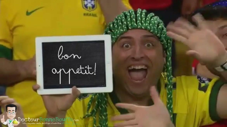 Coupe du monde - bye bye Espagne bon appétit!