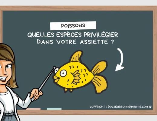 poissons espèces à privilégier
