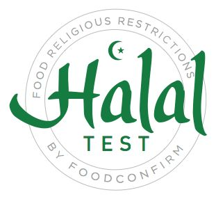halal test logo