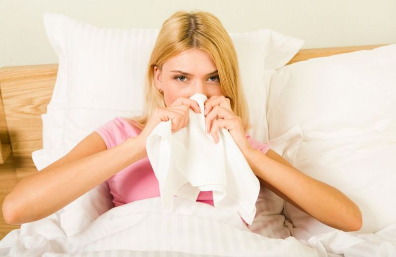 remèdes naturels nez bouché rhume