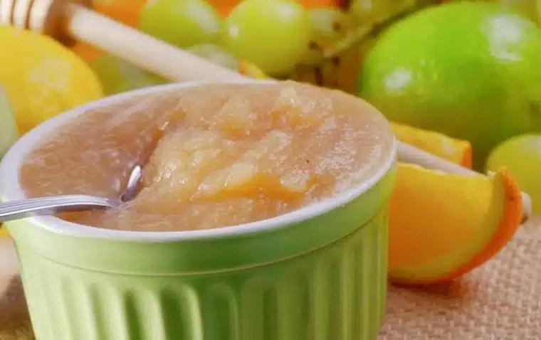 Compote bienfaits comparatif nutritionnel fruits