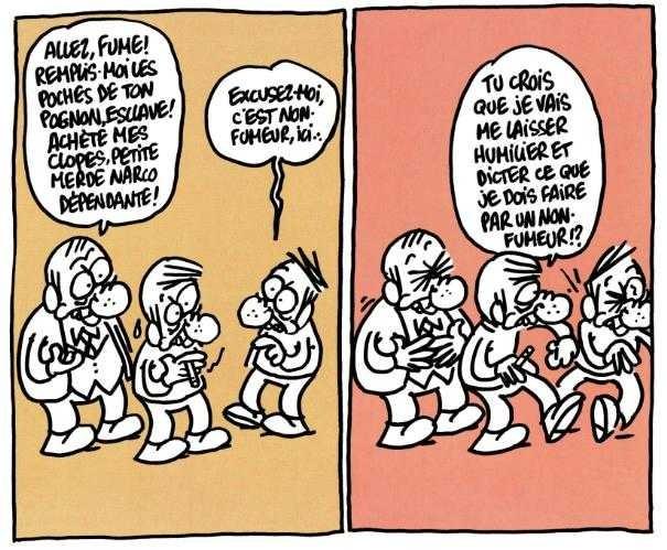 Charlie Hebdo - nocivité du tabac sur la santé