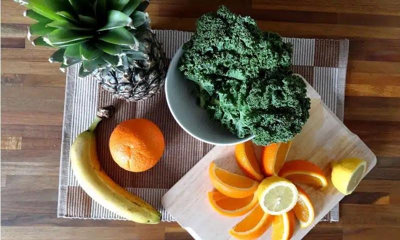 Green Smoothies bienfaits santé