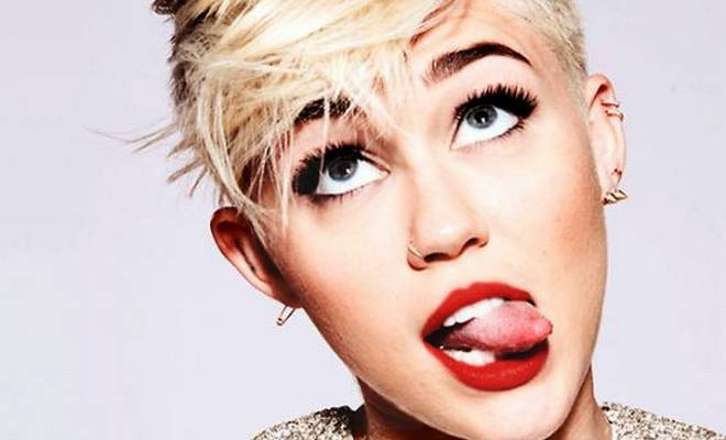 Miley Cirus mange paleo...