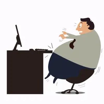 Obésité surpoids problème