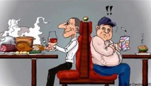 Humour: Paradoxe Français