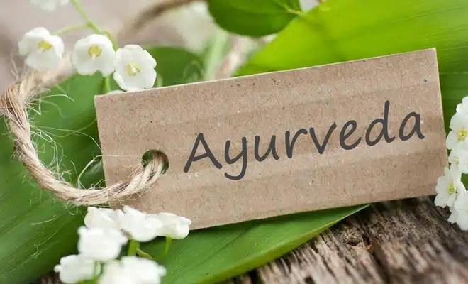 Les bienfaits de l'ayurveda