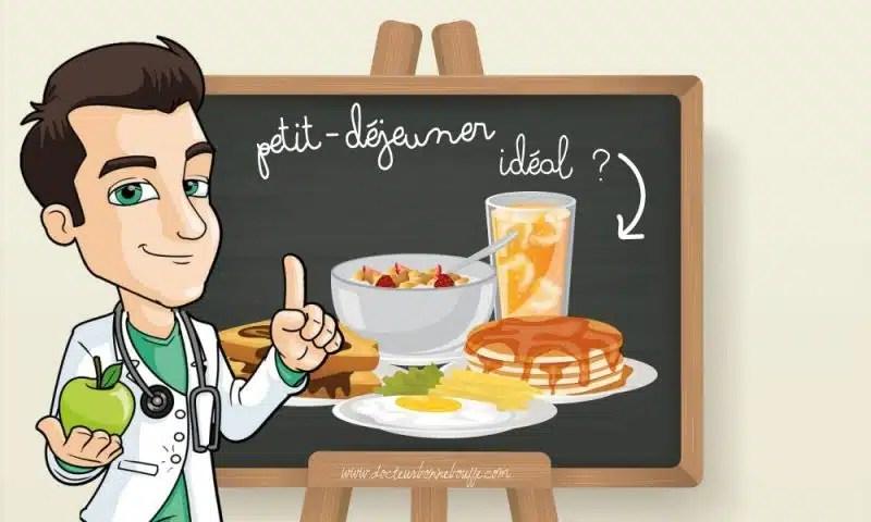 petit dejeuner ideal