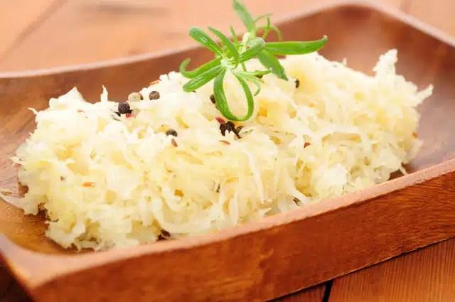 Choucroute sauerkraut
