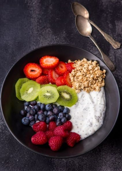 yogurt bowl graines de chia