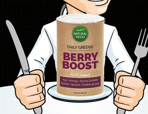 poudre berry boost natural mojo
