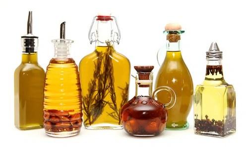huile aromatisée maison