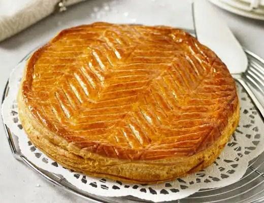 La recette de la galette des rois sans gluten