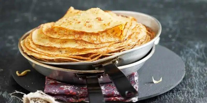 meilleures recettes de crepes simples et rapides