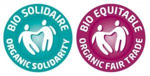 label bio équitable - bio solidaire