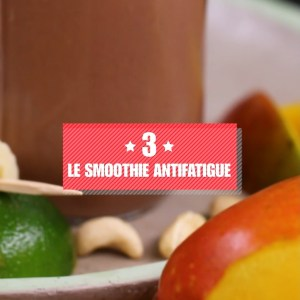 smoothie antifatigue recette