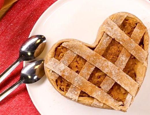 tartelettes aux pommes aphrodisiaques recette
