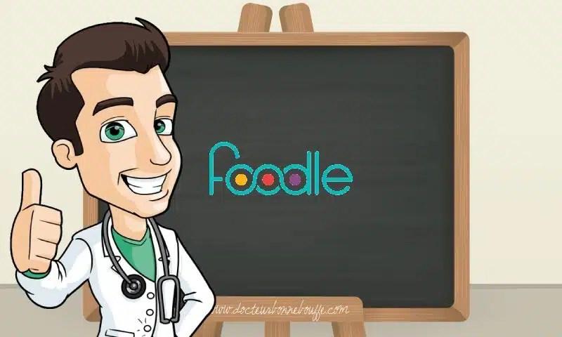 Foodle, avis sur l'application d'idées recettes FOODLE