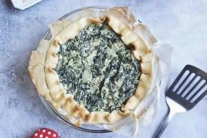 tartes aux feuilles de blettes et au fromage st moret