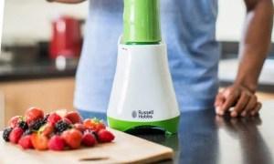 Faire des smoothies avec le blender Mix&Go