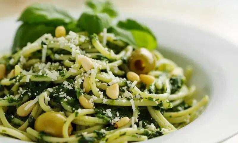 sauce pesto italienne recette