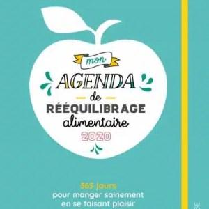 agenda rééquilibrage alimentaire