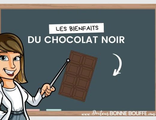bienfaits chocolat noir santé