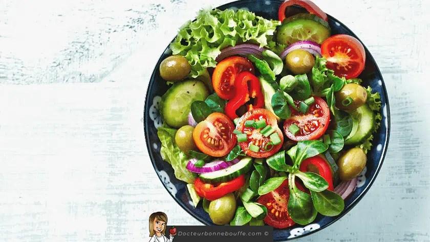 10 idées recettes de salades d'été super-rapides à réaliser