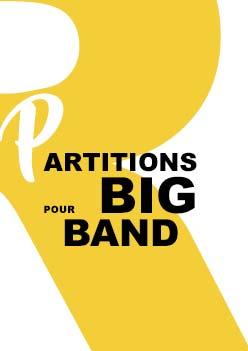 Partitions pour Big band