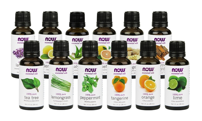 Top 6 Essential Oils for Your First Aid Kit