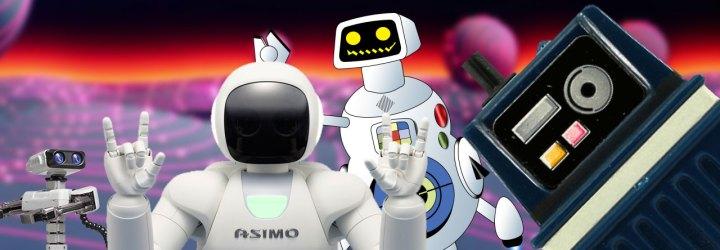 My Top 3 [x 2] Robots, Bottom 3, & 3 InBetween