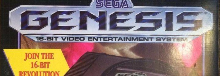 My Top 5 Sega Genesis Games