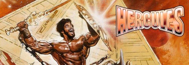 Lou Ferrigno is… Hercules!