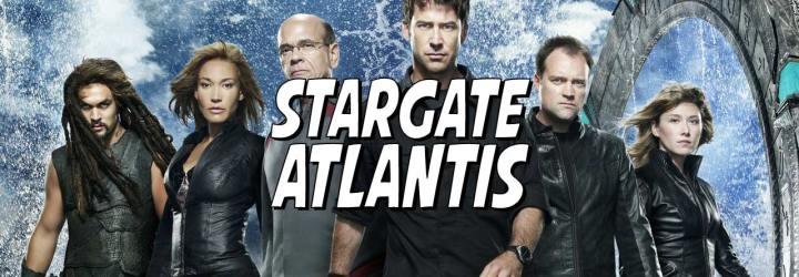 Stargate Atlantis Redux