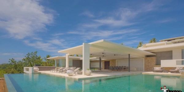 5 Bedroom Luxury Villa for sale, Plai Laem, Koh Samui, Real Estate Doctor Property