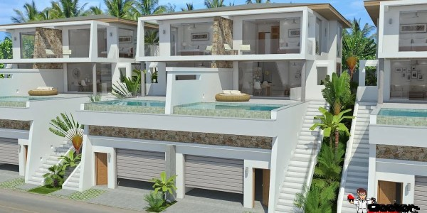5 Bed Sea View Pool Villa - Choeng Mon, Koh Samui - For Sale - Doctor Property Real Estate