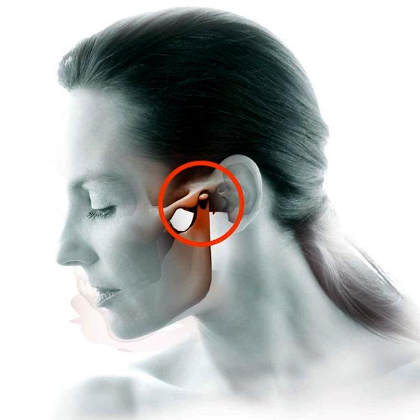 La articulación temporomandibular