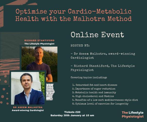 Malhotra method online event